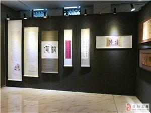 高端定制艺术展板无缝展板艺术板墙