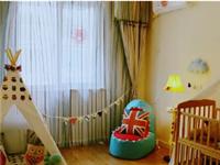 兒童房的色彩搭配