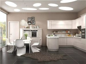 金意厨·意大利快装厨房 —  精简生活的极致追