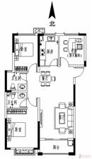 九裕龙城(九裕龙城)3室2厅2卫65万元