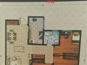 昌奥国际3室2厅1卫83万元