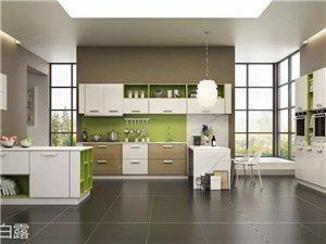 金意廚楓丹白露,一套令人心動的現代簡約風櫥柜