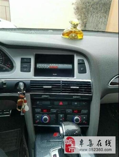 11年12月奥迪A6  2.0T 个人一手车