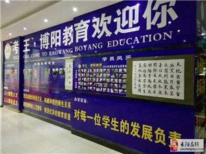 考王博阳教育寒假补习全部由在职一线教师授课质量更有保障!