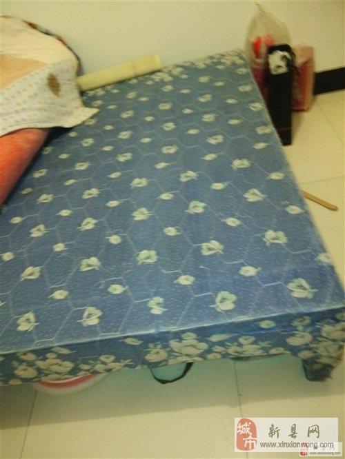 1.5米实木简易床