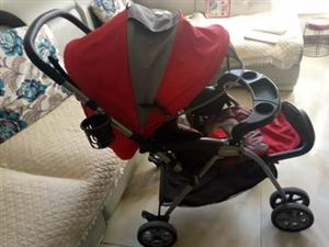 出售 闲置的婴儿推车一辆