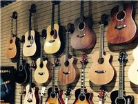 金手指吉他教室~销售各高中低档古典·民谣·电吉他!