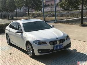低价出售2017款白色宝马520Li,2.0T