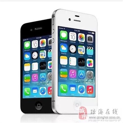 出闲置黑色iPhone4