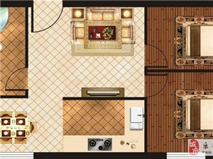 公寓100�O