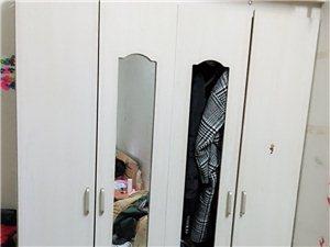 闲置1.5米床、衣柜处理