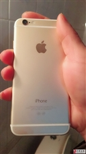 原装正品行货99新苹果六金色手机出售