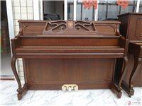 青州市二手鋼琴廠,低價處理一批韓國原裝進口二手鋼琴