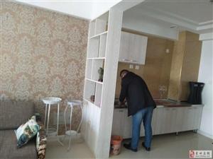 泰华公寓,精装修,商住两用