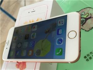 出售出iPhone6s玫瑰金64G