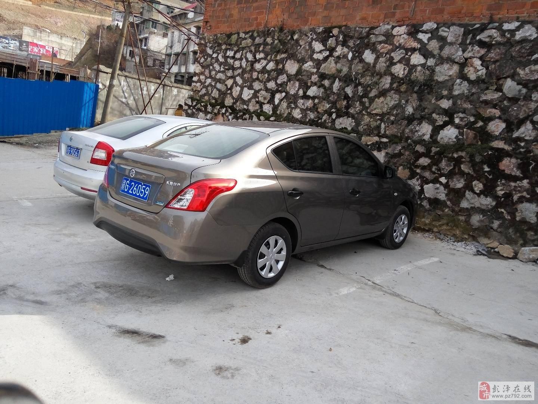 东风日产阳光手动版轿车出售