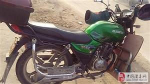 二手摩托车出售,急需用钱。