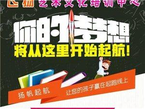 飞扬艺术文化培训中心寒假超值5元课程开始招生啦!
