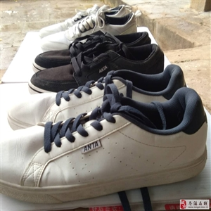 正品安踏球鞋包质量低价转让