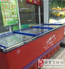 转让2台冰柜型号sd/sc868杭州铭雪制冷