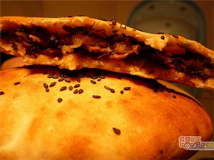 鮑瑞良縉云燒餅讓你吃出健康吃出美味