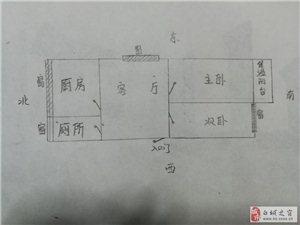 鹤翔宾馆北拎包入住2室1厅1卫