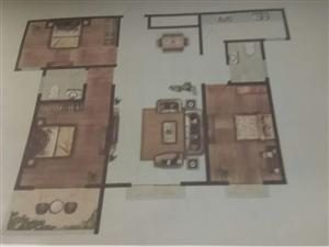 锦城苑3室2厅1卫66万元