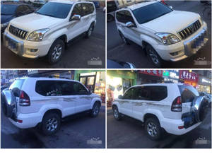 丰田Land Cruiser Prado