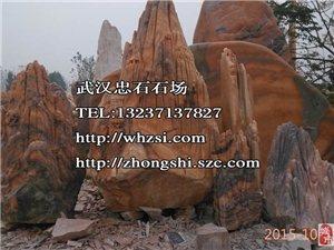 湖北景观石 奇石 风景石报价-湖北园林石景石设计制