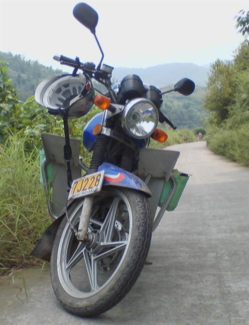 EN-125豪爵铃木摩托车