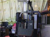 刚买不久的健身器材一套因搬家现低价转卖