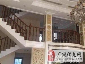渤海御苑联排别墅300平330万元,带车库院子满5