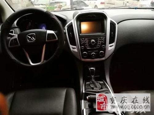 江铃 驭胜 2013款 2.4T 自动 两驱柴油豪华版5座
