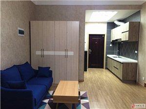 四季华城1室1厅1卫全新精装修酒店式公寓