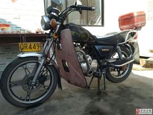 佛斯弟125摩托车便宜转手