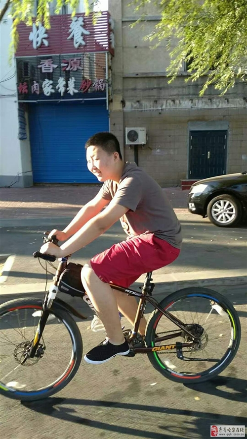 捷安特自行车