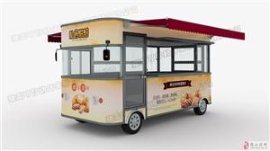 销售移动餐车,多功能小吃车,店铺车