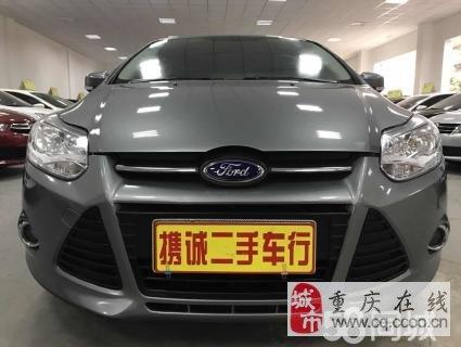 福特 福克斯两厢 2012款 两厢 1.6L 自动风尚型