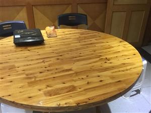 办公桌、柜子、课桌、大圆桌出售