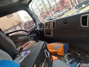 重汽豪沃4.2米箱货出售车况巨好贩子勿扰
