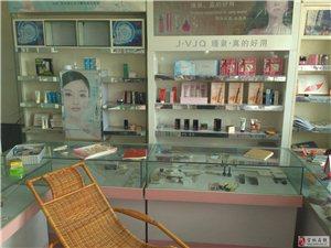 化妆品展示柜柜台中岛