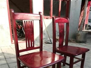 酒店用靠背椅100把,转盘圆桌6张,全部低价处理