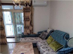 阳光花园小时代精装1室1厅出租,拎包即可入住!