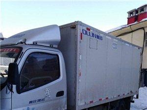 卖奥铃大柴498箱货保温送货车,四年车龄八万,送水果青菜,不耽误种地陪读。年利十万多元。需要C证,一