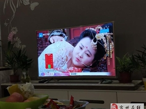 康佳48寸4K曲屏电视机