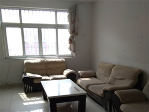 同悦花园 100平 3楼简装 带简单家具 水电齐全