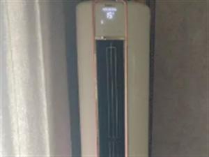 最新款海尔落地式变频空调底价处理