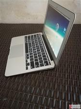 转让准全新苹果笔记本电脑,超薄笔记本