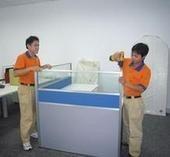 湛江市鸿运搬家公司专业从事单位搬迁