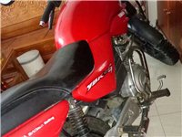 出售家用雅马哈红色欧2摩托车